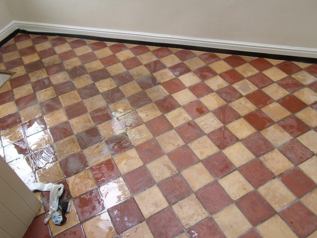 Victorian Floor Kingswood During Cleaning 008