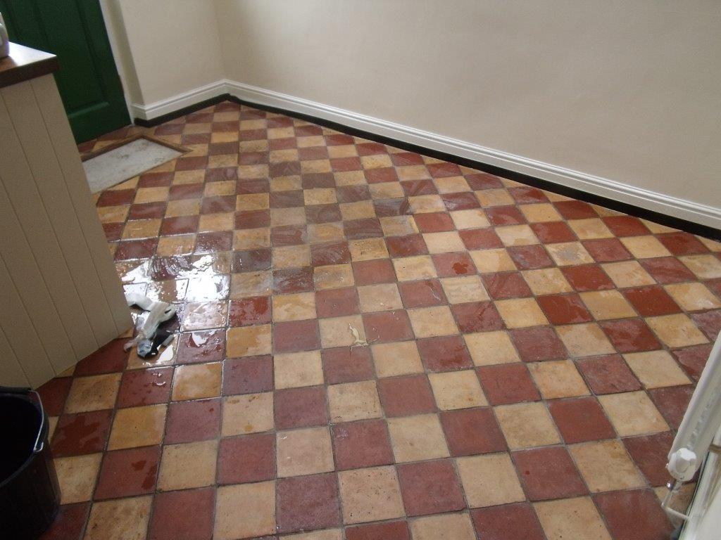 Victorian Floor Kingswood During Cleaning 007